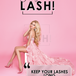 OH MY LASH! POSTER STANDARDS