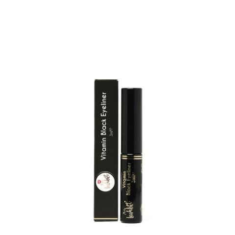 Mrs Lashlift vitamin black eyeliner