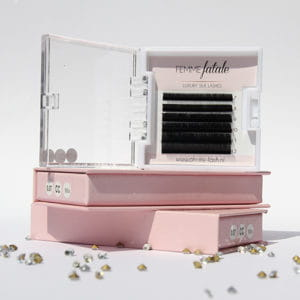 Femme Fatale - Luxury Silk Lashes Sample Tray
